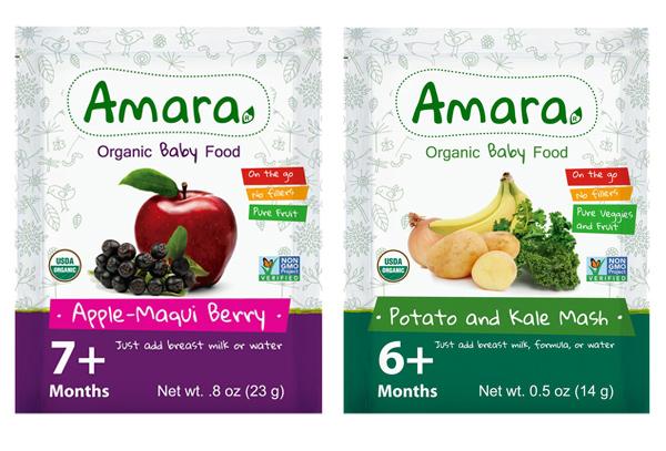 amara baby food pouch