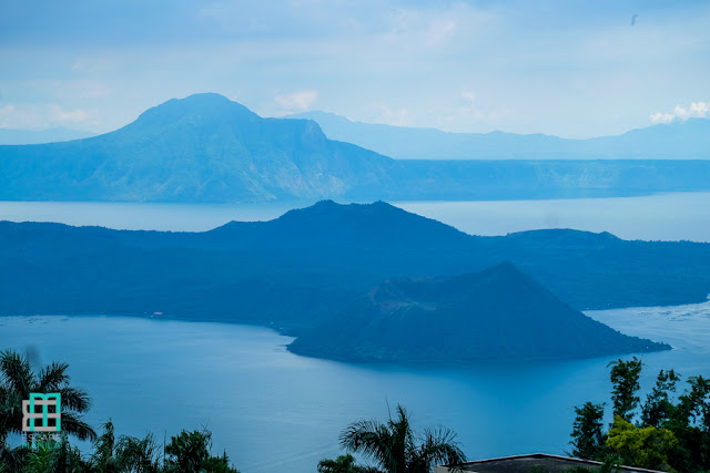 Taal Volcano - one of the best tourist spots in Batangas