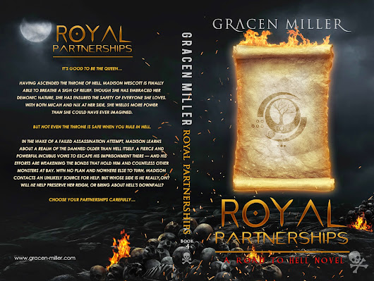 Royal Partnerships by Gracen Miller