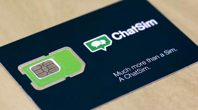 ChatSim chegou ao Brasil e já aceita compras pela internet (Foto: Divulgação)