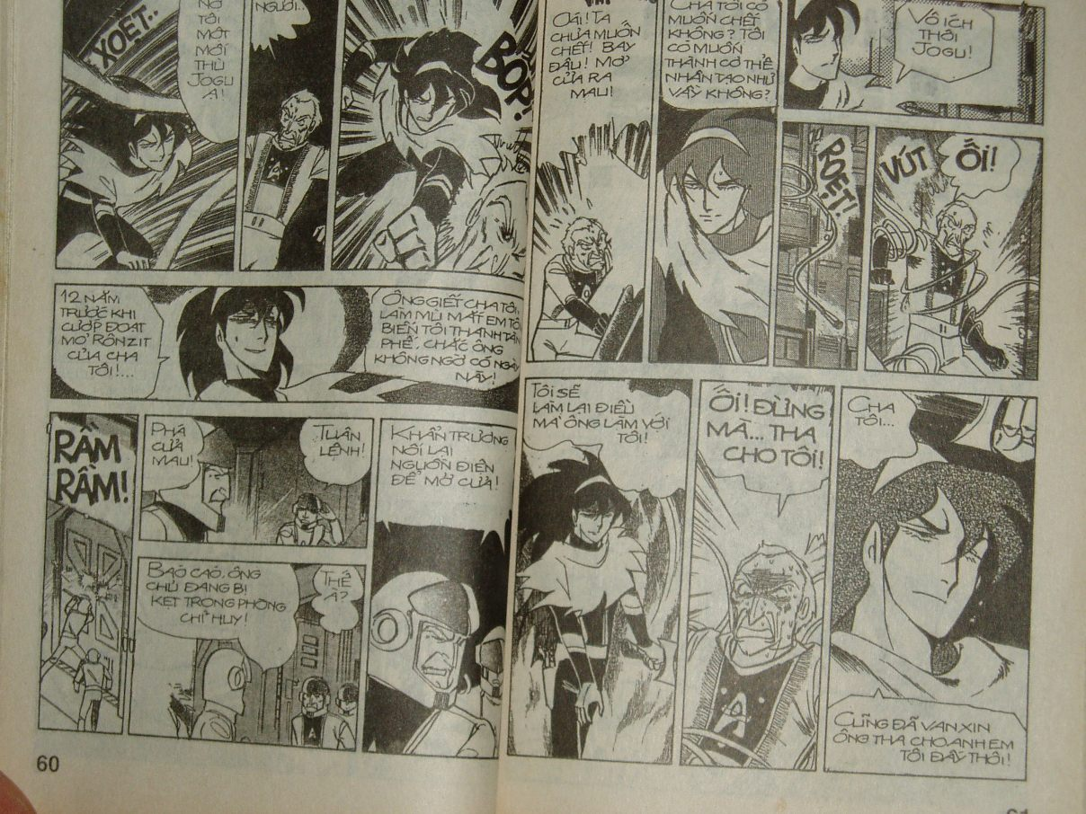 Siêu nhân Locke vol 06 trang 30