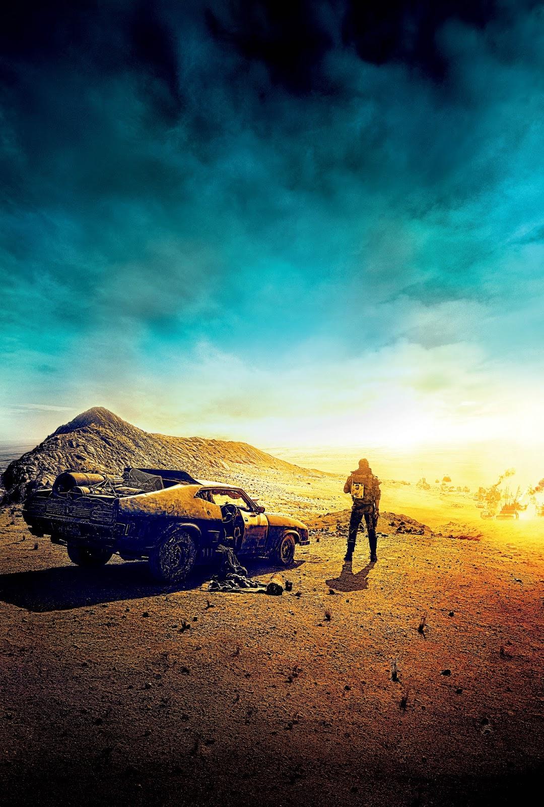 Movie background road