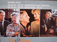 Michael Dierks Günther Maria Halmer und Andrea L'Arronge