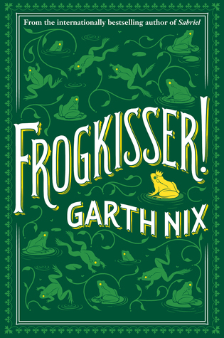 Frogkisser! book cover