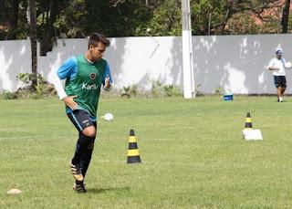 Botafogo PB aposta em promessa entre os novos contratados para 2018