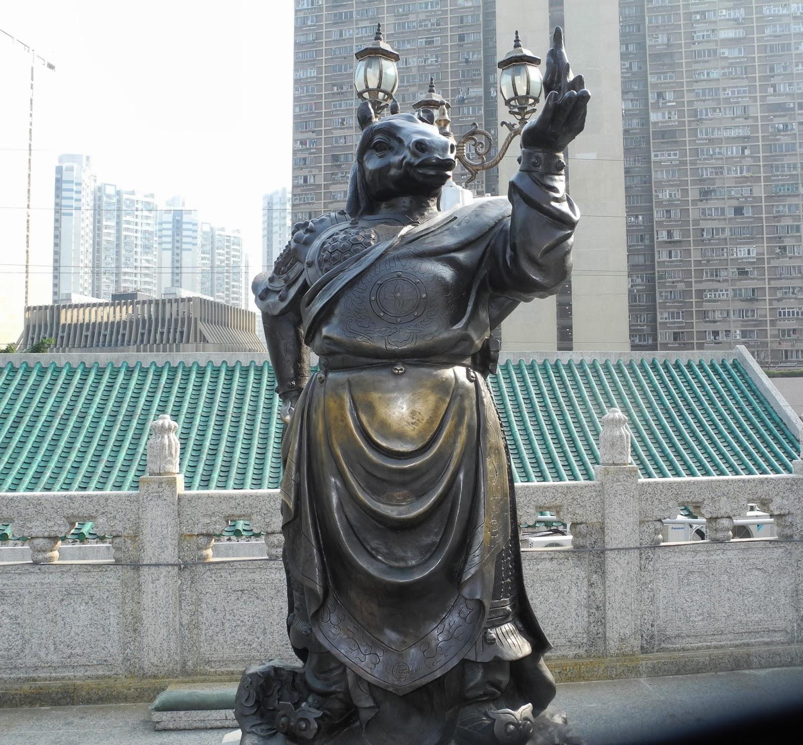 Peter Yau Blog: 偶逛黃大仙