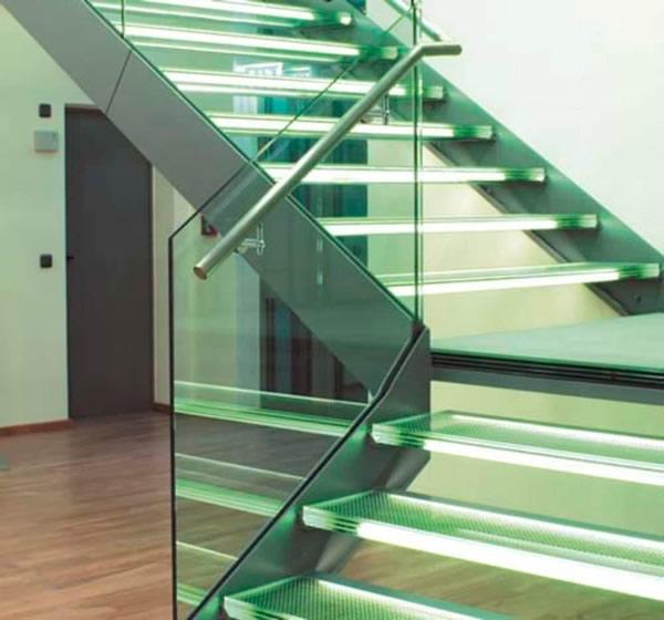 Arquictetura impresionante - Materiales para escaleras ...