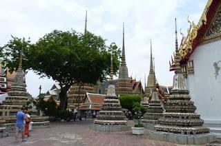 Bangkok, Templo de Wat Pho.
