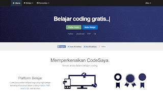 Website Gratis Untuk Belajar Bahasa Pemrograman Bahasa Indonesia