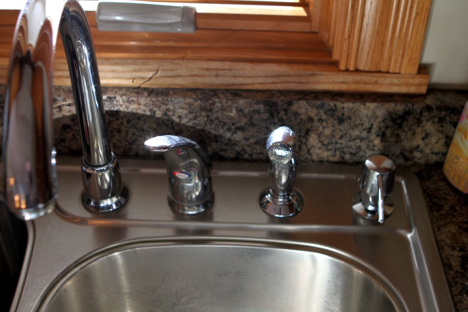 Moen Kitchen Corner Shelves 1225 Faucet Cartridge Repair Or Replacement