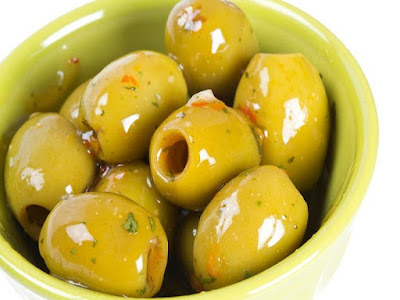 Olives And Marmalade Appetizer Recipe