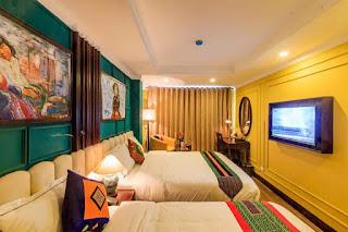 Sapa-clover-hotel-phòng twin