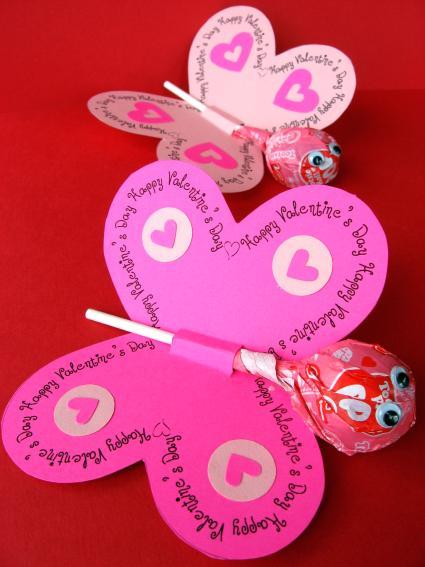 Fun Easy Valentine Crafts For Preschoolers
