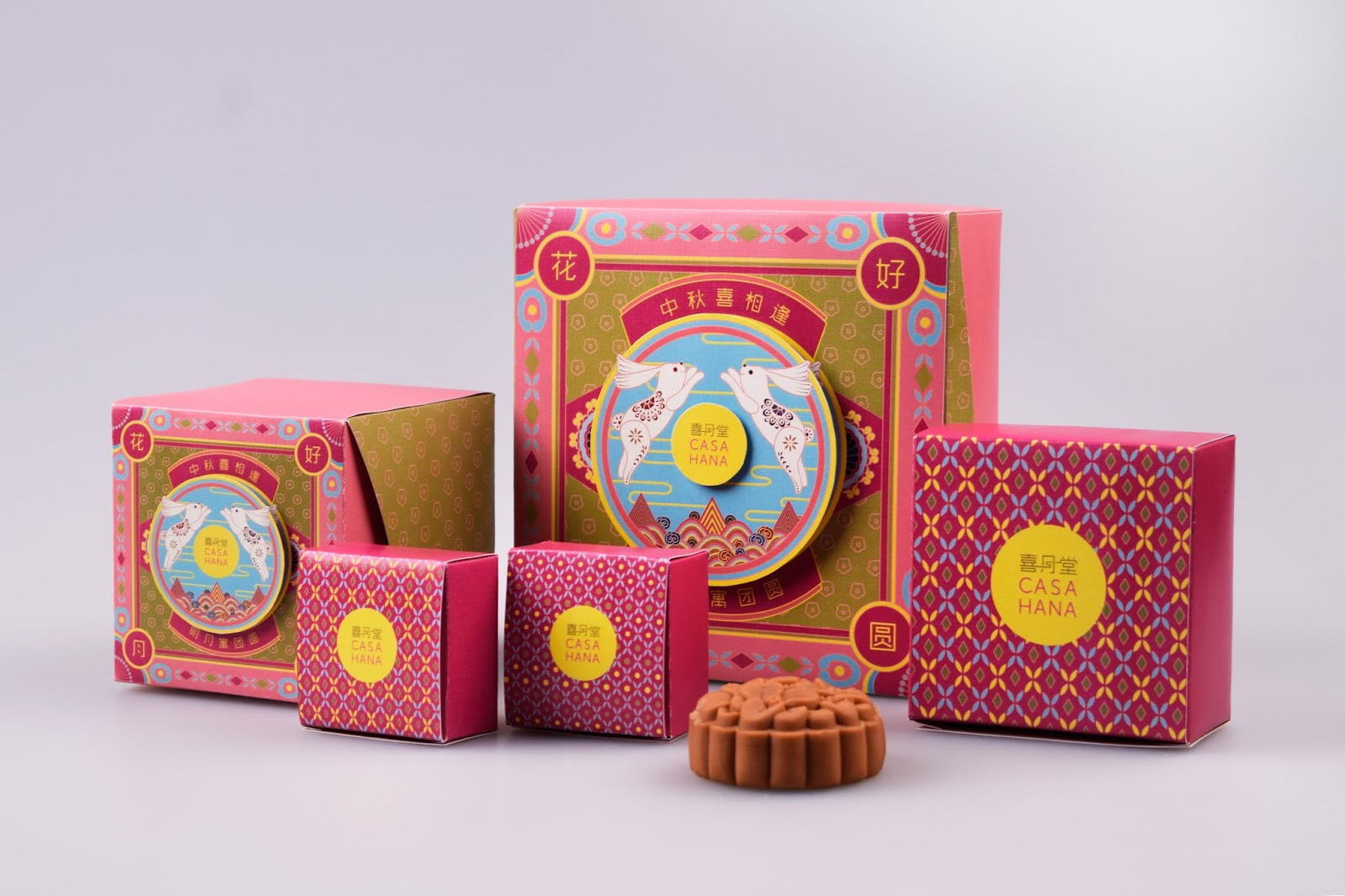 Casahana Gift Box On Packaging Of The World Creative Package