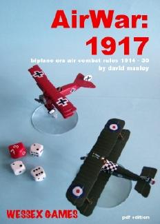 Wessex Games: AirWar: 1918