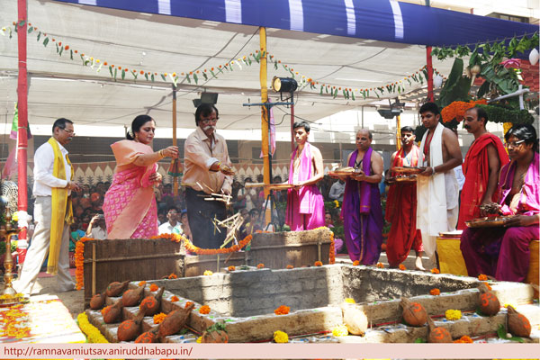 Aniruddhabapu-sairam-yadnya-shri-ramnavami