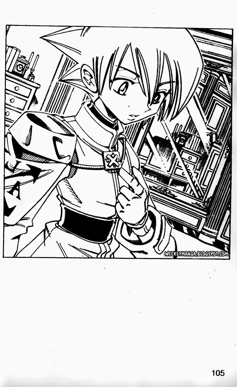 Shaman King [Vua pháp thuật] chap 122 trang 5