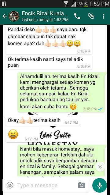 Homestay Seri Manjung Lumut - Review || Encik Rizal