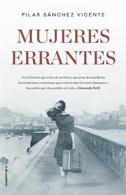 Reseña: Mujeres errantes de Pilar Sánchez Vicente (Roca Editorial, abril 2018)