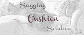 Simple Tips & Tricks on how to fix a sagging cushion