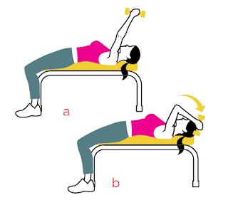 exercice pour maigrir les bras