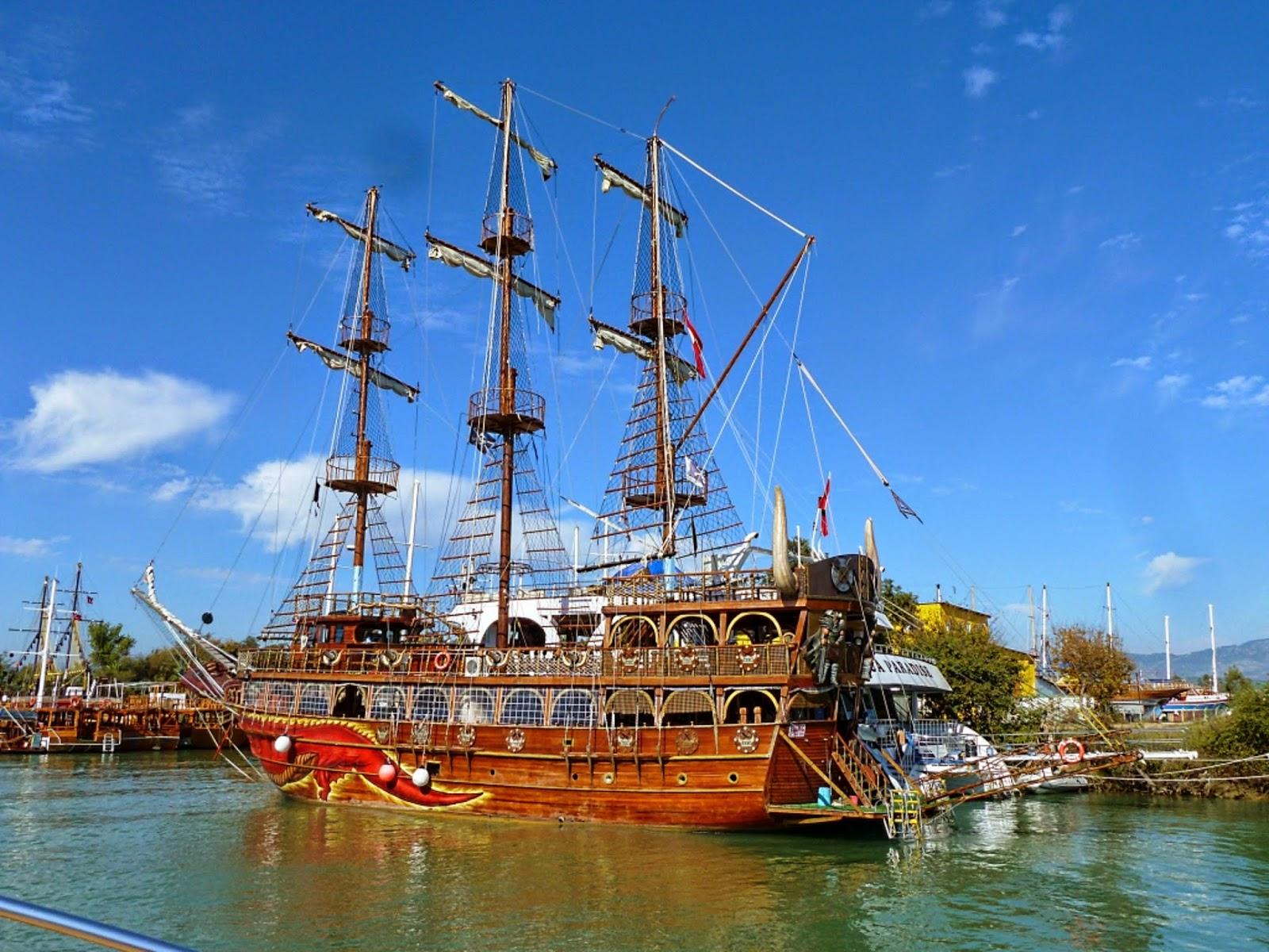 Very Beautiful Ship Images HD Wallpaper - all 4u wallpaper