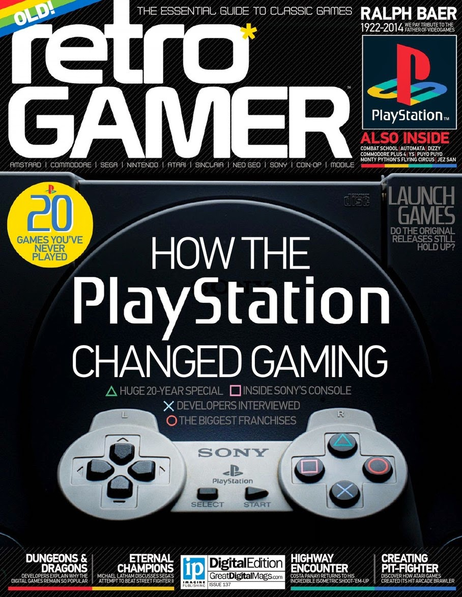 Console Magazine Brett Weiss Words Of Wonder Retro Gamer Magazine 137