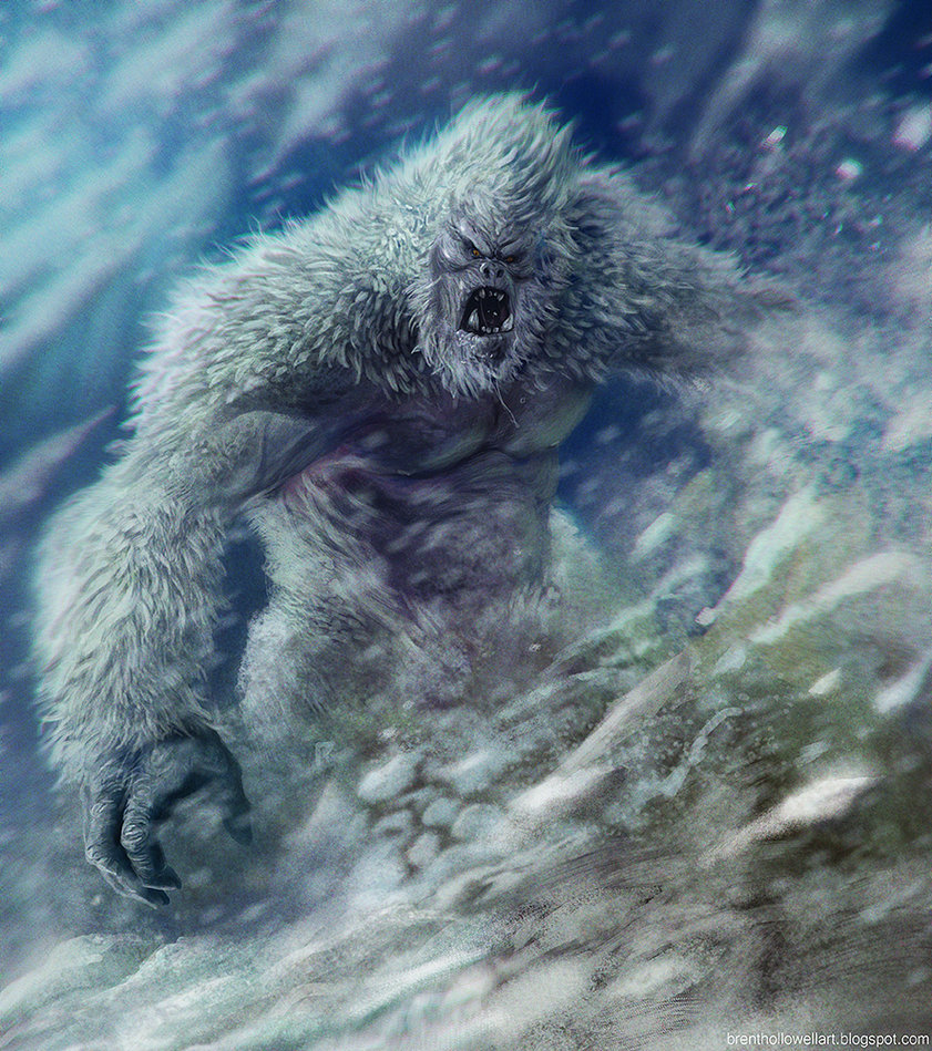 I Loved The Yeti Hollowell Yeti