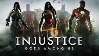 Injustice Gods Among Us V2.14 MOD Apk + DATA Obb
