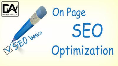 tối ưu hóa onpage trên website đơn giản và hiệu quả