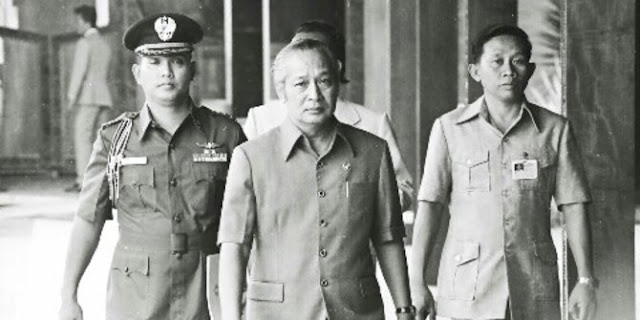 Begini cara Presiden Soeharto pilih jenderal untuk Panglima TNI