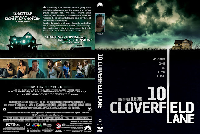 10 Cloverfield Lane DVD Cover