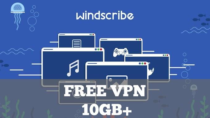 Windscribe - Ένα από τα καλύτερα VPN που προσφέρει 10GB κάθε μήνα