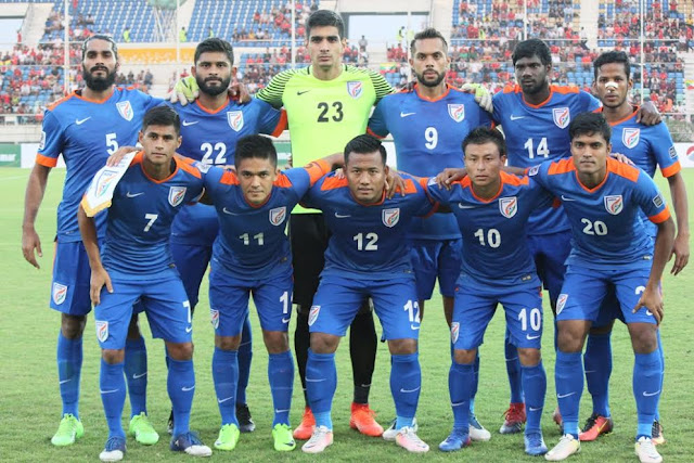 India beat Myanmar in Myanmar after 64 years