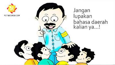 Biantara (Pidato) Bahasa Sunda tentang kebudayaan, budaya basa sunda!