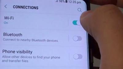 Samsung Galaxy S8 Active Hotspot