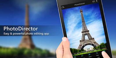 تطبيق محرر الصور PhotoDirector كامل