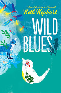 Review of Wild Blues by Beth Kephart
