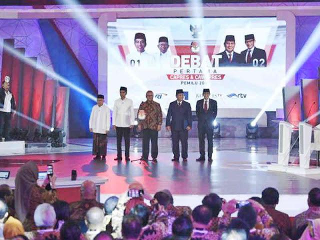 Indonesian Presidential Debate Highlights Disagreements
