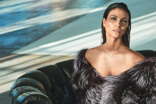 Morena Baccarin topless photoshoot GQ Magazine Mexico