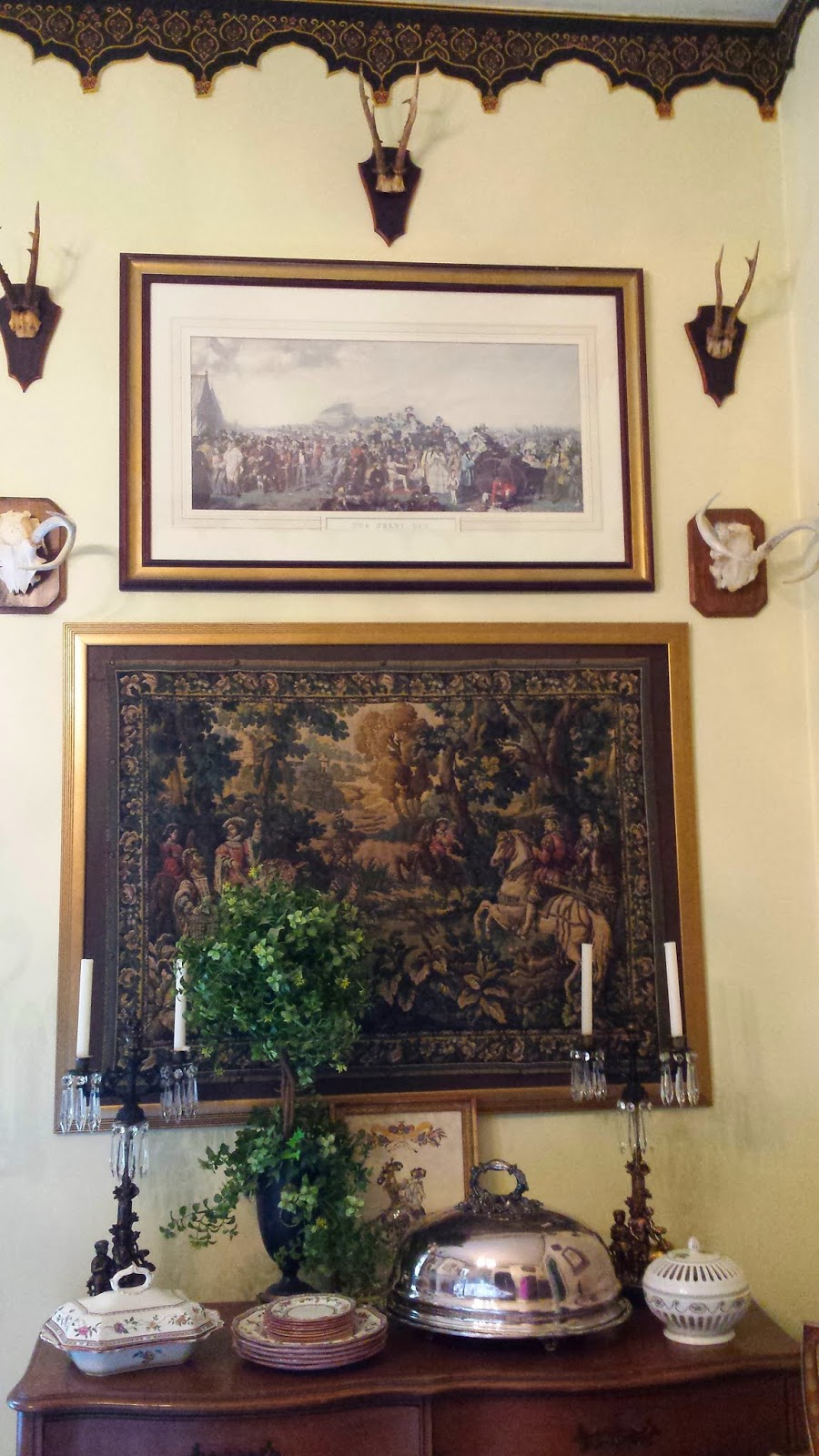 Eye For Design: My French Dining Room