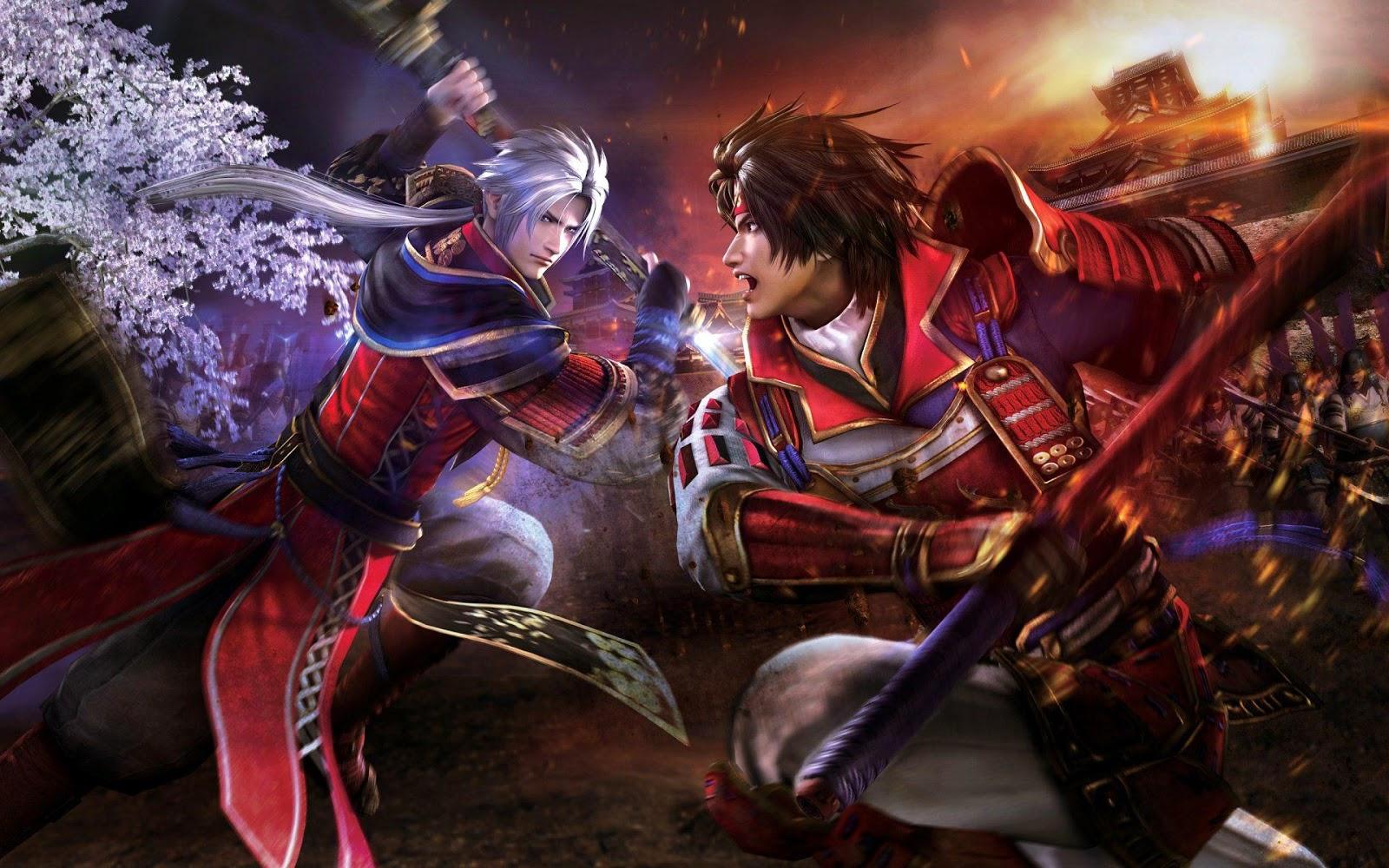 Download Samurai Warriors 4-II Full Crack [Action/2015]