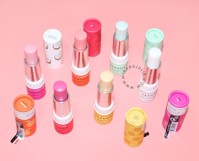 Sephora LIP BALM Colourful Skincare