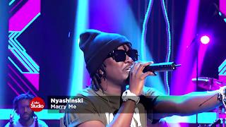Video | Nyashinski & Yemi Alade - Marry Me (Cover) - Coke Studio Africa|| [ official video]