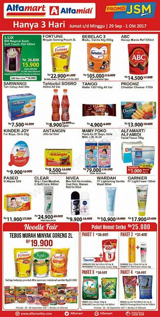 Katalog Promo JSM Alfamart Weekend