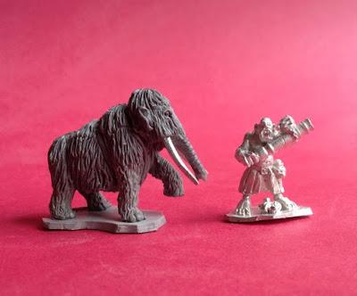 Master Mammoth