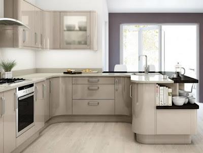 Tips Berguna Untuk Merancang Kitchen Set Minimalis Modern
