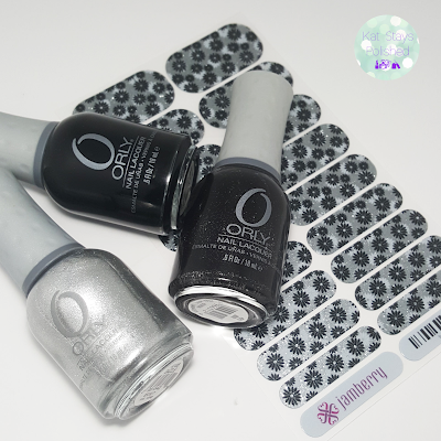 Jamberry Flapper | Kat Stays Polished