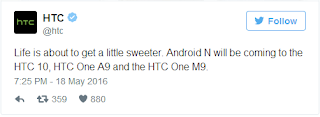 android-is-coming-htc-tweet
