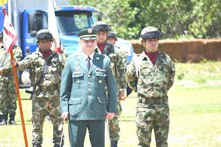 Batallón Arturo Herrera Castaño tiene nuevo comandante en el Vichada